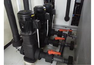 Process Cooling Pumpset